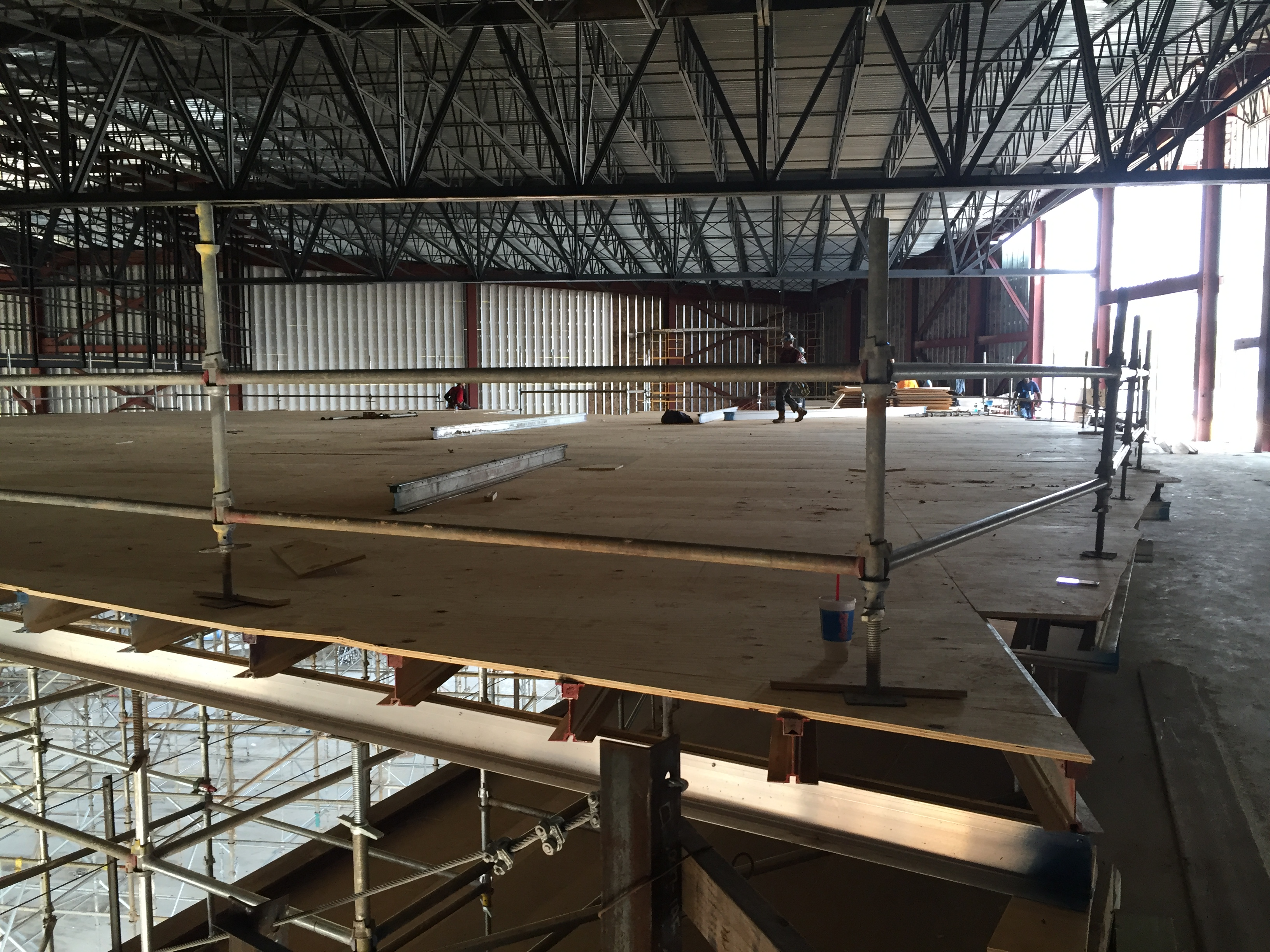 Dance Floor Scaffolding Bossier City La Mondello