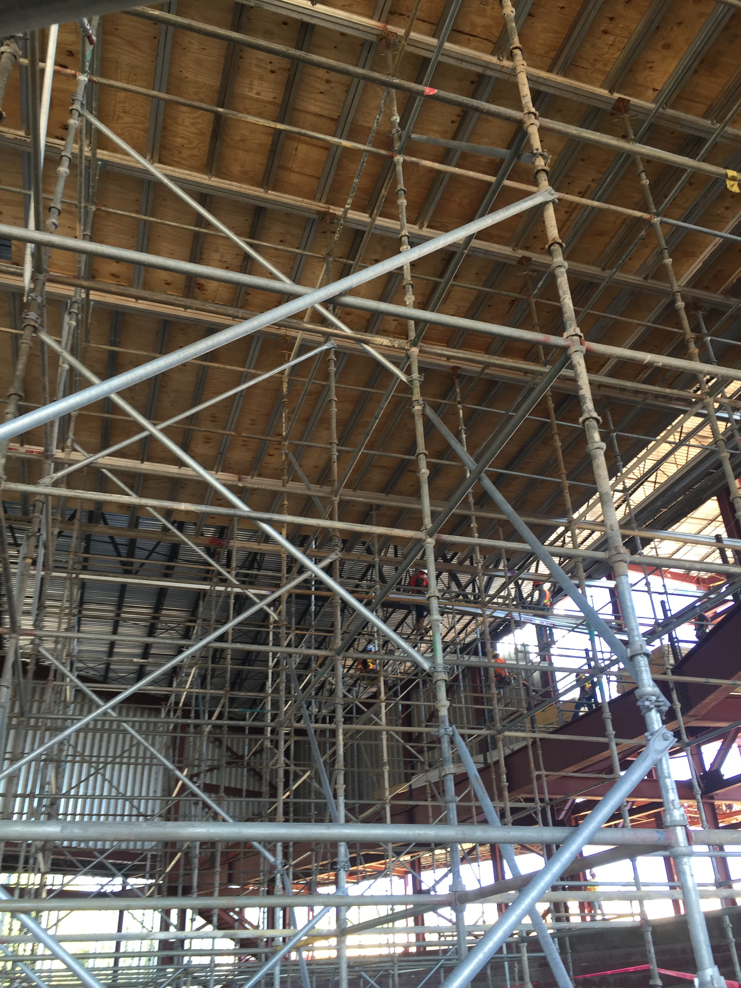 Dance Floor Scaffolding Bossier City Louisiana