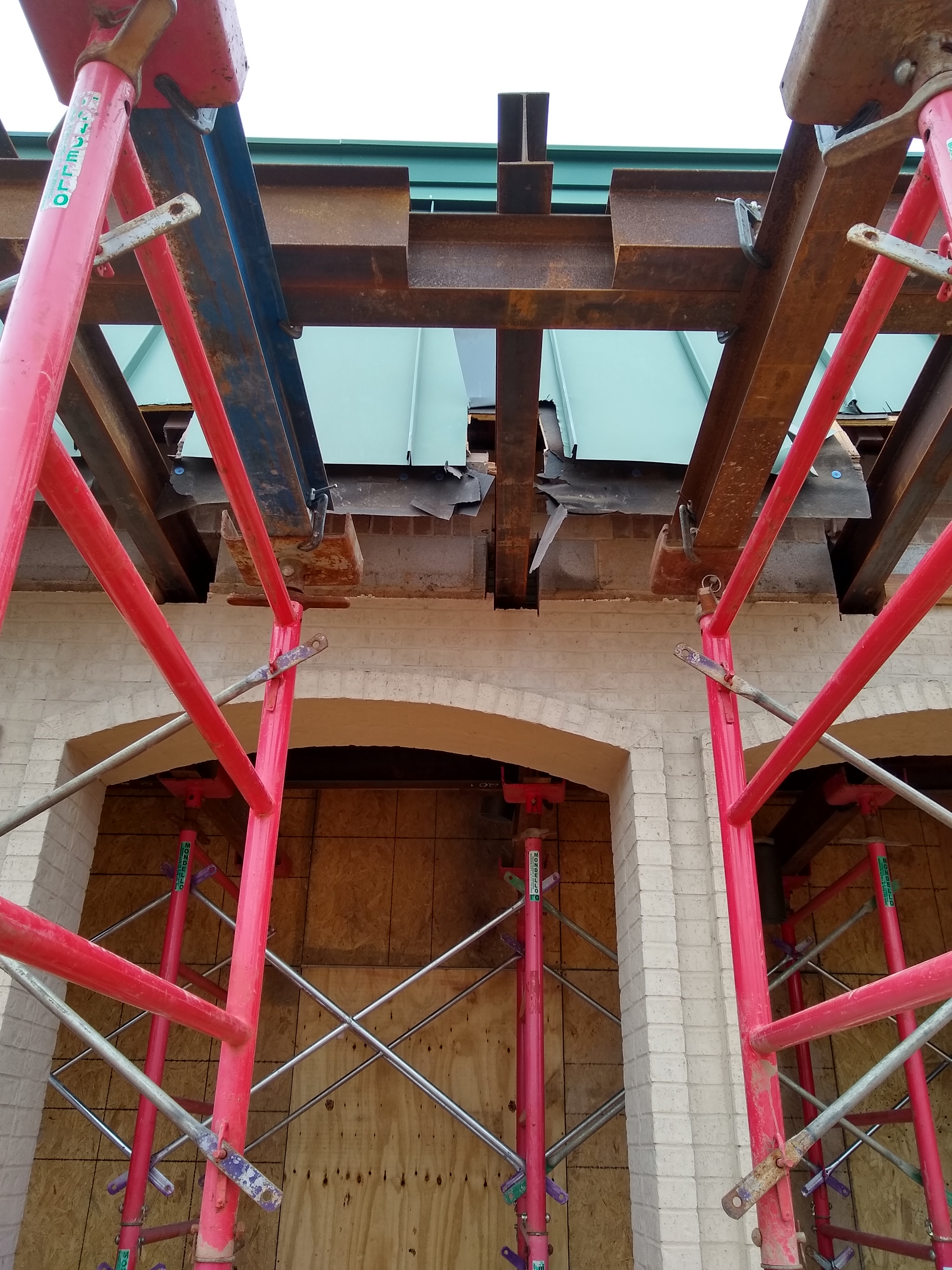 Structural Shoring Bossier City Louisiana Mondello
