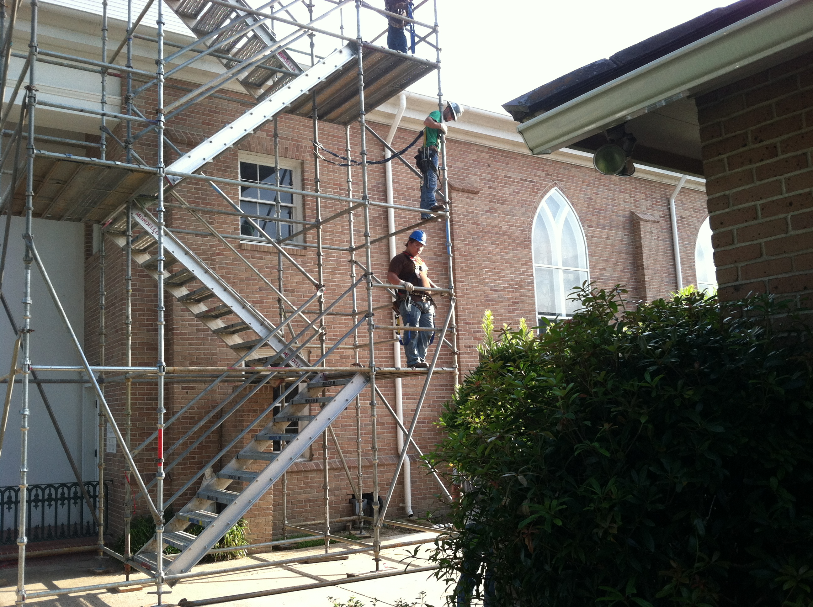 Stair Tower Scaffolding Bossier City La Mondello
